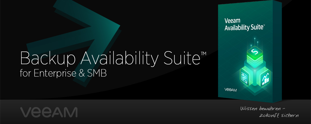 PROD VEEAM Backup Avalability Suite 2019 v1